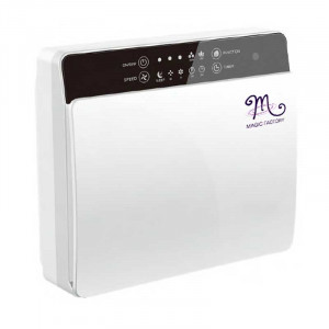 Wall mounted air purifier VIOLET