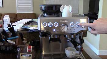 Barista Expresso - how to
