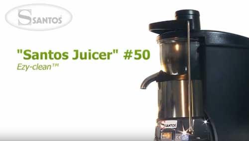 N50 Santos juicer
