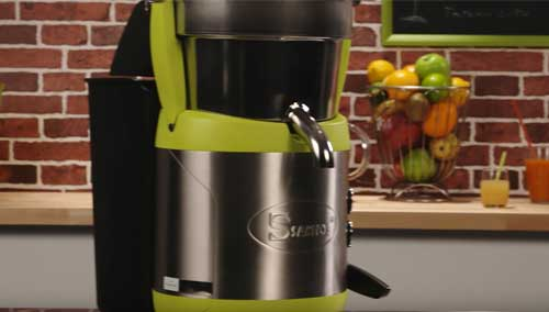 N68 Miracle Edition juicer