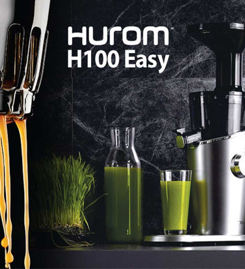 Hurom 'Easy Clean'