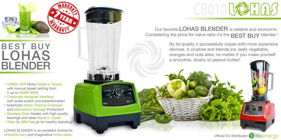 best blender for leafy greens