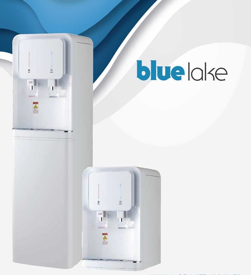 Blue Lake S dispenser with RO'